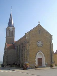 église Sonnay