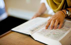 Reprise des rencontres de partage biblique, septembre 2018